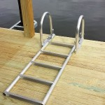 Flip Up Ladder
