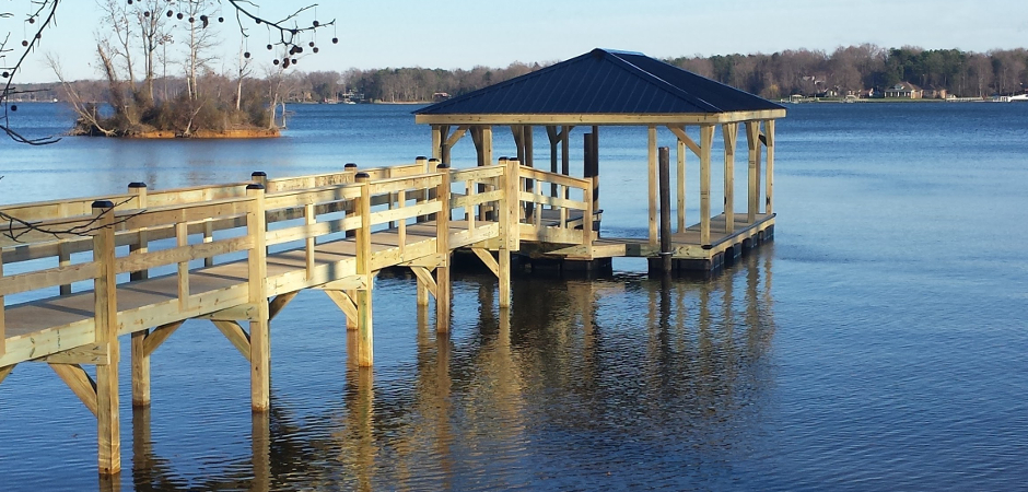 Docks Amp Dock Systems Lake Norman Nc Renegar Construction